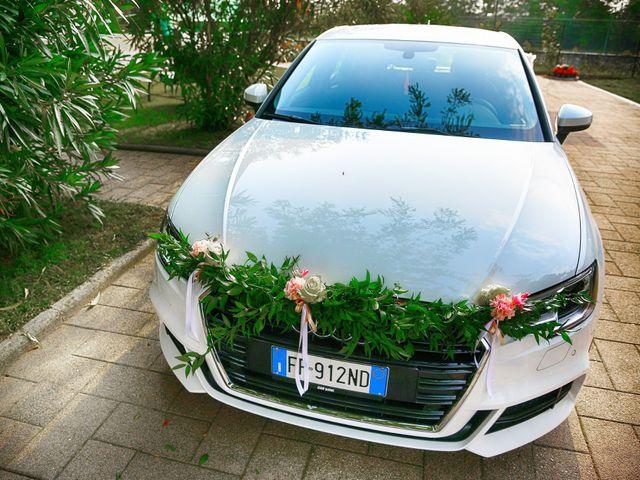 Il matrimonio di Claudio e Lisa a Vignale Monferrato, Alessandria 15