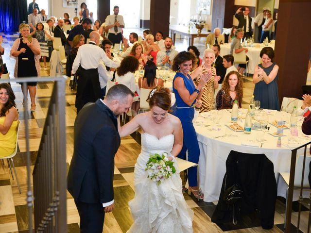 Il matrimonio di Claudio e Lisa a Vignale Monferrato, Alessandria 19