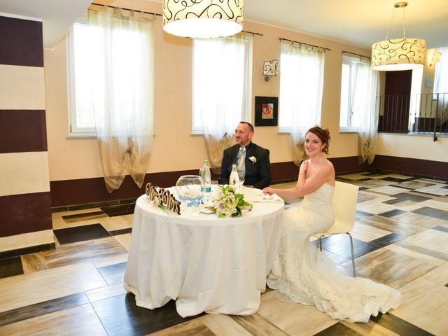 Il matrimonio di Claudio e Lisa a Vignale Monferrato, Alessandria 20