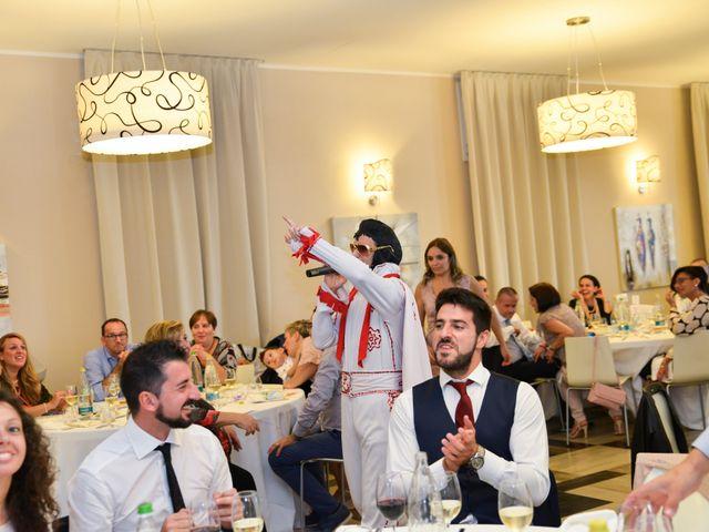 Il matrimonio di Claudio e Lisa a Vignale Monferrato, Alessandria 22