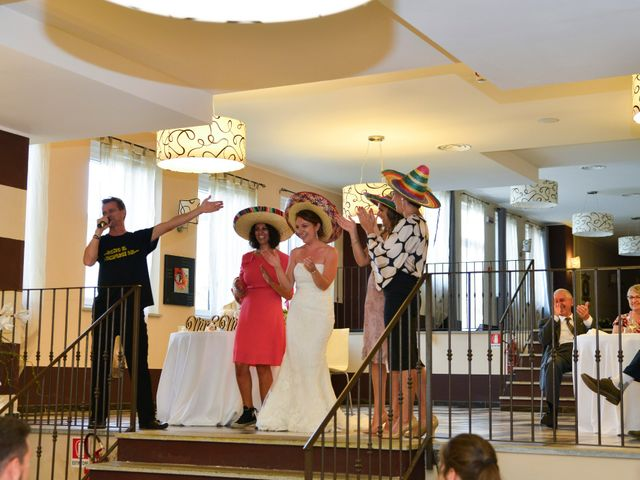 Il matrimonio di Claudio e Lisa a Vignale Monferrato, Alessandria 23