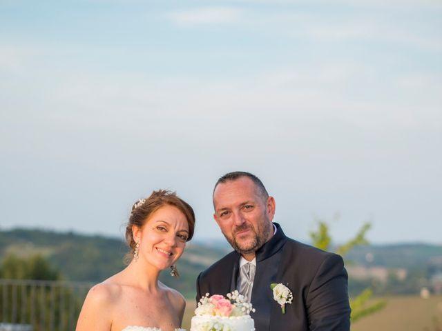 Il matrimonio di Claudio e Lisa a Vignale Monferrato, Alessandria 26