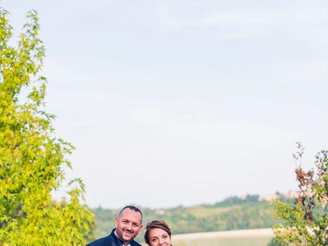 Il matrimonio di Claudio e Lisa a Vignale Monferrato, Alessandria 38