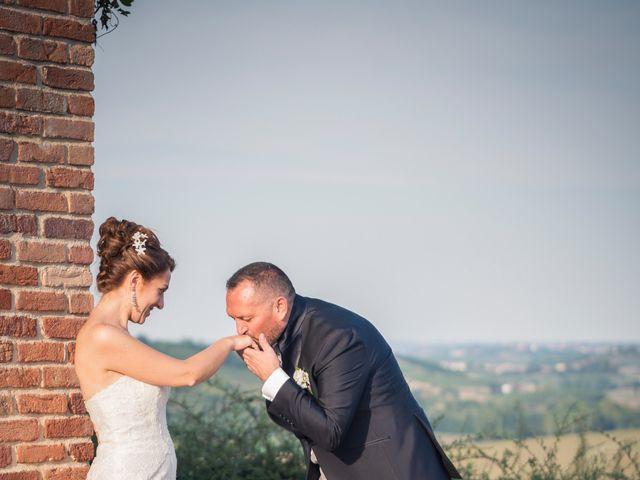 Il matrimonio di Claudio e Lisa a Vignale Monferrato, Alessandria 40