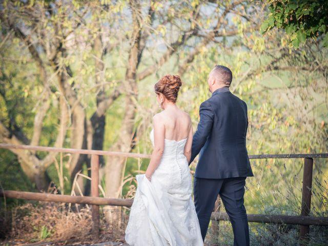 Il matrimonio di Claudio e Lisa a Vignale Monferrato, Alessandria 41