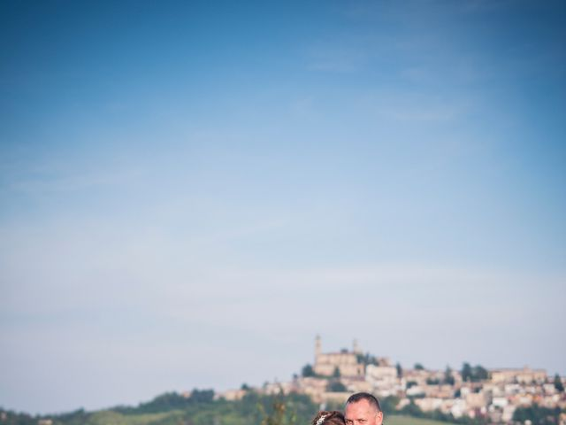 Il matrimonio di Claudio e Lisa a Vignale Monferrato, Alessandria 42