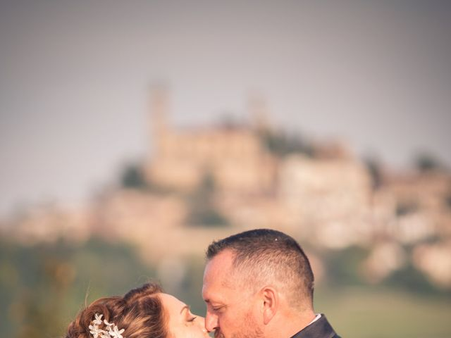 Il matrimonio di Claudio e Lisa a Vignale Monferrato, Alessandria 43