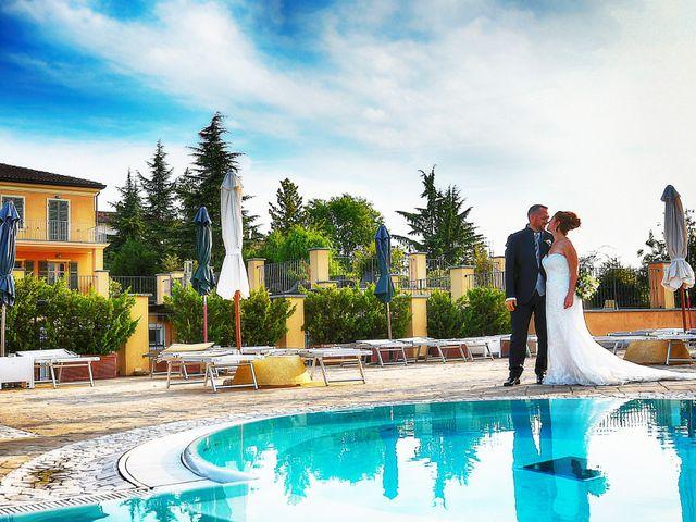 Il matrimonio di Claudio e Lisa a Vignale Monferrato, Alessandria 45