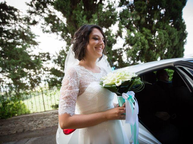 Il matrimonio di Gianni e Elisa a Cinigiano, Grosseto 4