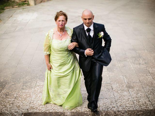 Il matrimonio di Gianni e Elisa a Cinigiano, Grosseto 5
