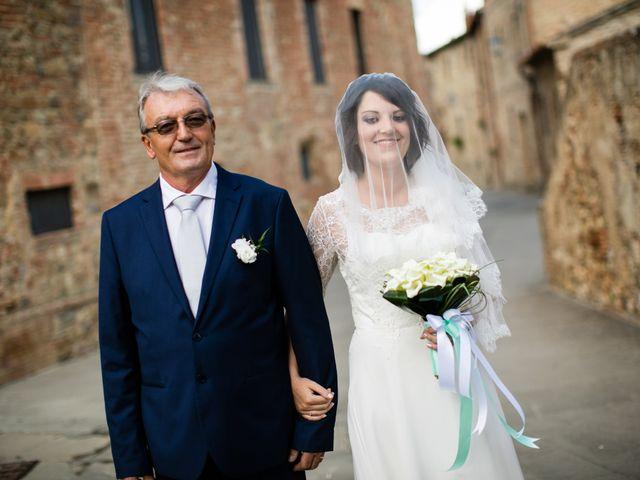 Il matrimonio di Gianni e Elisa a Cinigiano, Grosseto 7