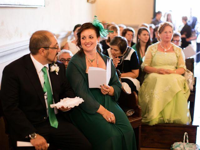 Il matrimonio di Gianni e Elisa a Cinigiano, Grosseto 8