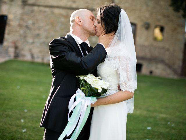 Il matrimonio di Gianni e Elisa a Cinigiano, Grosseto 18