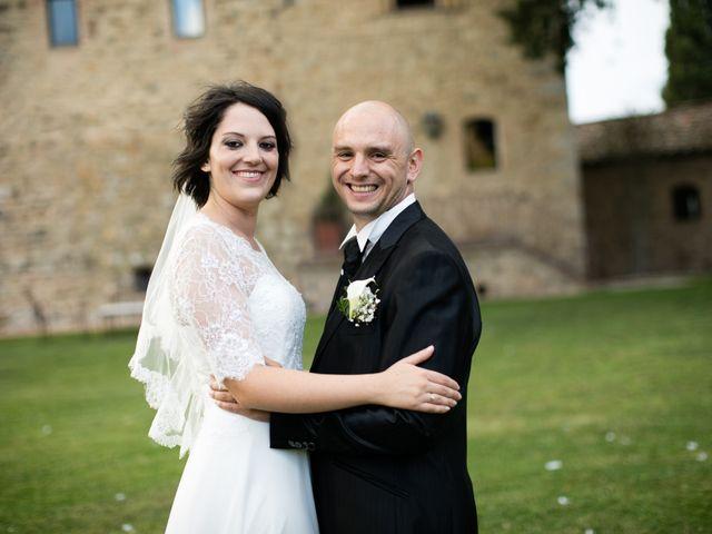 Il matrimonio di Gianni e Elisa a Cinigiano, Grosseto 1