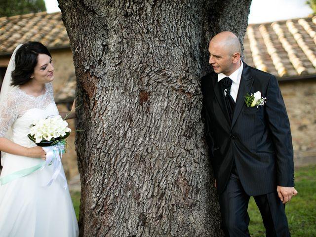 Il matrimonio di Gianni e Elisa a Cinigiano, Grosseto 19
