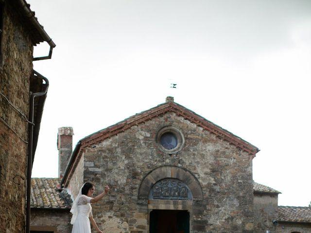 Il matrimonio di Gianni e Elisa a Cinigiano, Grosseto 24