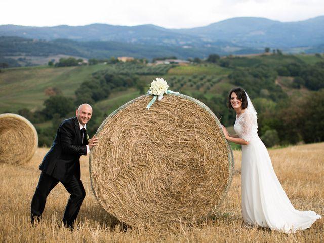 Il matrimonio di Gianni e Elisa a Cinigiano, Grosseto 2
