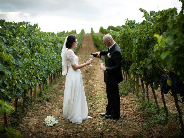 Il matrimonio di Gianni e Elisa a Cinigiano, Grosseto 28