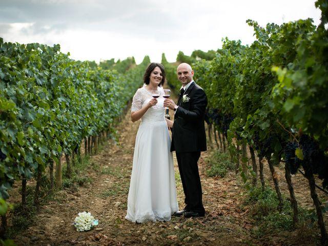 Il matrimonio di Gianni e Elisa a Cinigiano, Grosseto 29