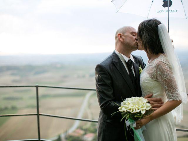Il matrimonio di Gianni e Elisa a Cinigiano, Grosseto 31