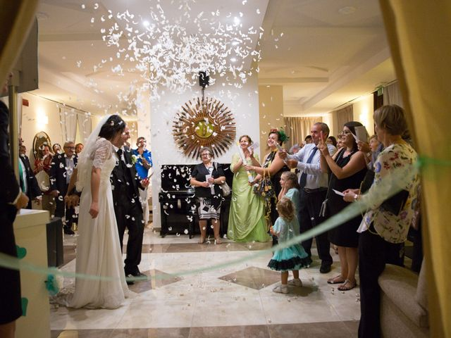Il matrimonio di Gianni e Elisa a Cinigiano, Grosseto 33