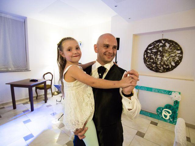 Il matrimonio di Gianni e Elisa a Cinigiano, Grosseto 36