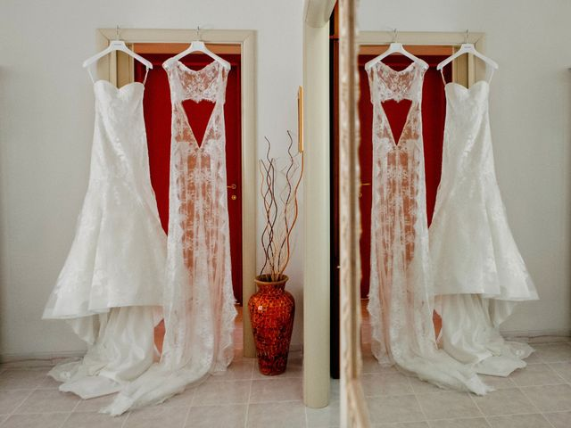 Il matrimonio di Stefano e Valentina a San Severo, Foggia 2