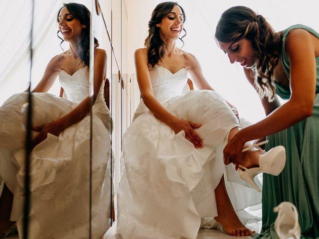 Il matrimonio di Stefano e Valentina a San Severo, Foggia 9
