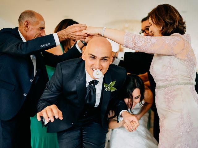 Il matrimonio di Stefano e Valentina a San Severo, Foggia 27