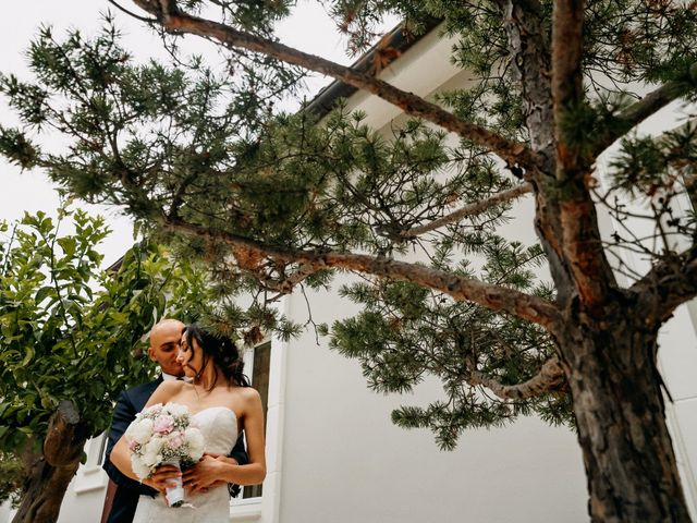 Il matrimonio di Stefano e Valentina a San Severo, Foggia 36