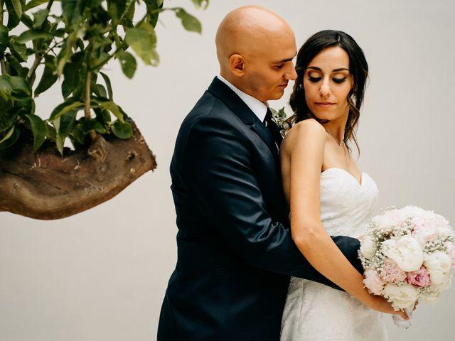 Il matrimonio di Stefano e Valentina a San Severo, Foggia 37