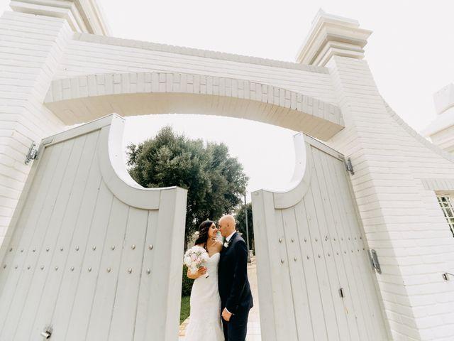 Il matrimonio di Stefano e Valentina a San Severo, Foggia 40