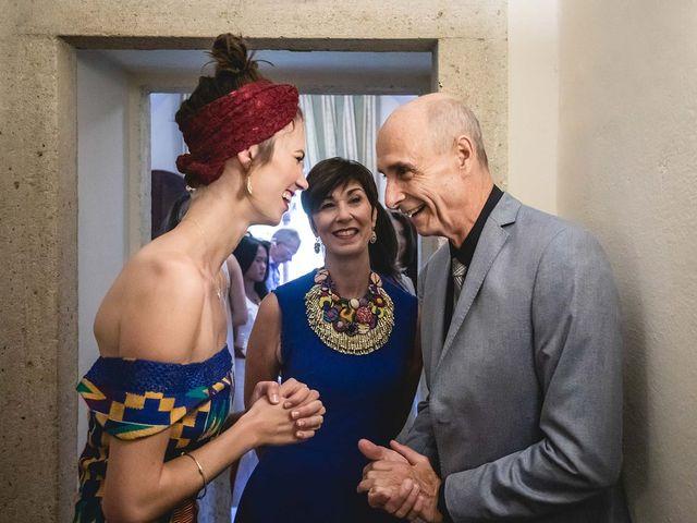 Il matrimonio di Kwame e Anouk a Sestri Levante, Genova 11