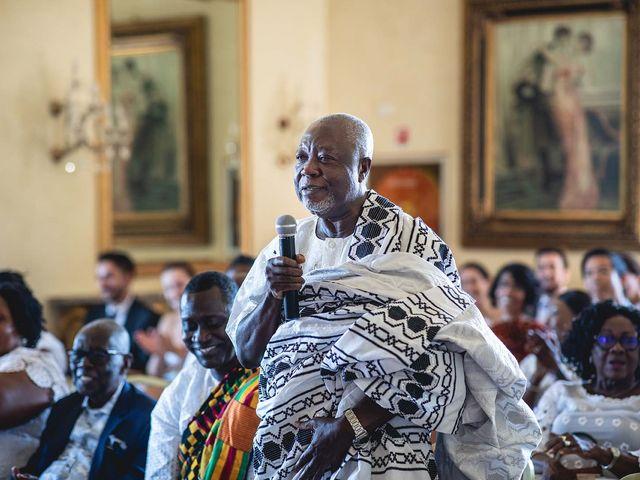 Il matrimonio di Kwame e Anouk a Sestri Levante, Genova 13
