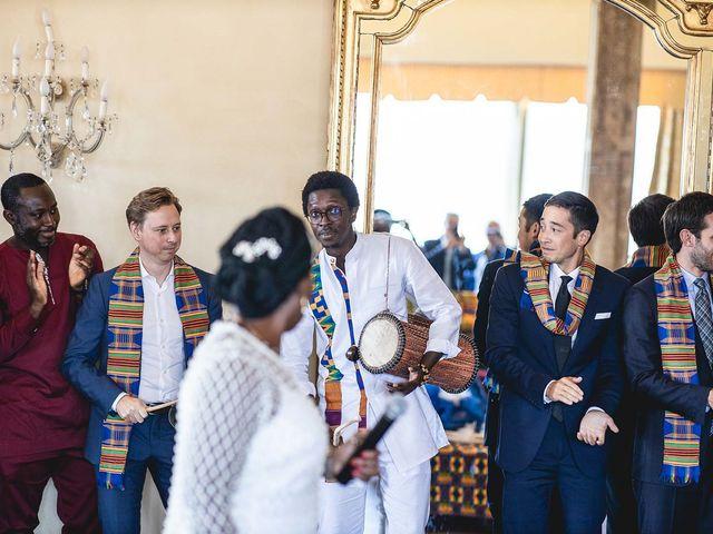 Il matrimonio di Kwame e Anouk a Sestri Levante, Genova 16