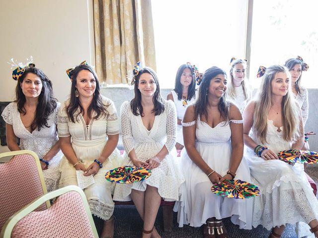 Il matrimonio di Kwame e Anouk a Sestri Levante, Genova 20