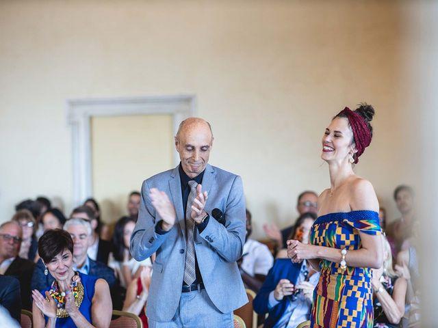 Il matrimonio di Kwame e Anouk a Sestri Levante, Genova 21