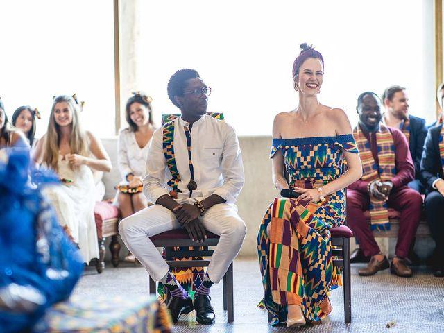 Il matrimonio di Kwame e Anouk a Sestri Levante, Genova 23