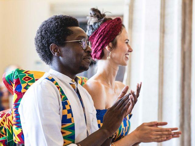 Il matrimonio di Kwame e Anouk a Sestri Levante, Genova 25