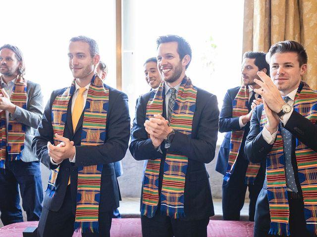 Il matrimonio di Kwame e Anouk a Sestri Levante, Genova 26
