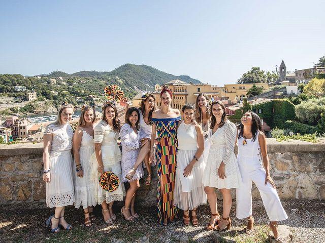 Il matrimonio di Kwame e Anouk a Sestri Levante, Genova 29