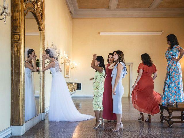 Il matrimonio di Kwame e Anouk a Sestri Levante, Genova 35