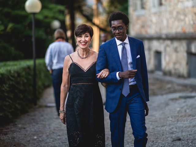 Il matrimonio di Kwame e Anouk a Sestri Levante, Genova 41