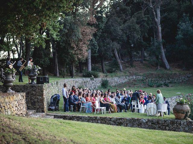 Il matrimonio di Kwame e Anouk a Sestri Levante, Genova 43
