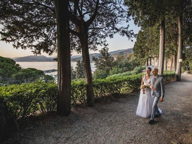 Il matrimonio di Kwame e Anouk a Sestri Levante, Genova 45