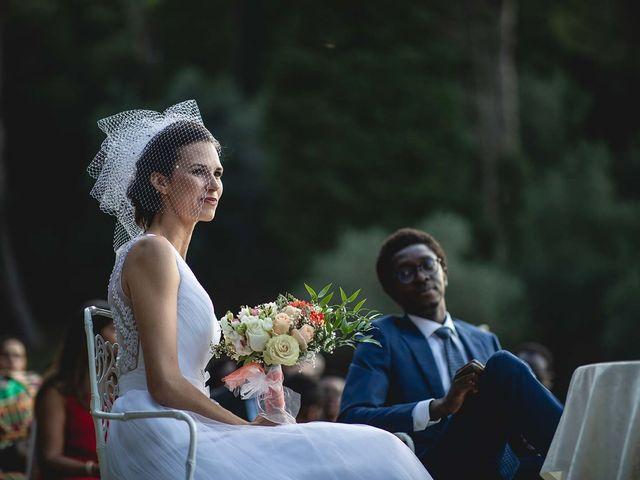 Il matrimonio di Kwame e Anouk a Sestri Levante, Genova 47