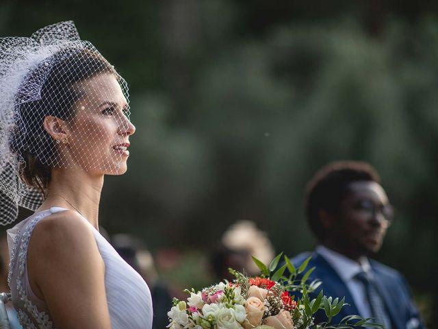 Il matrimonio di Kwame e Anouk a Sestri Levante, Genova 51