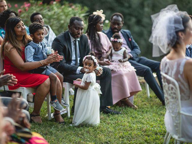 Il matrimonio di Kwame e Anouk a Sestri Levante, Genova 52