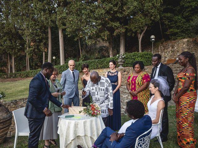 Il matrimonio di Kwame e Anouk a Sestri Levante, Genova 53