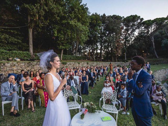 Il matrimonio di Kwame e Anouk a Sestri Levante, Genova 58